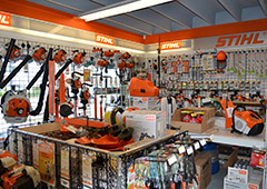 Ace Rental Place Stihl Products